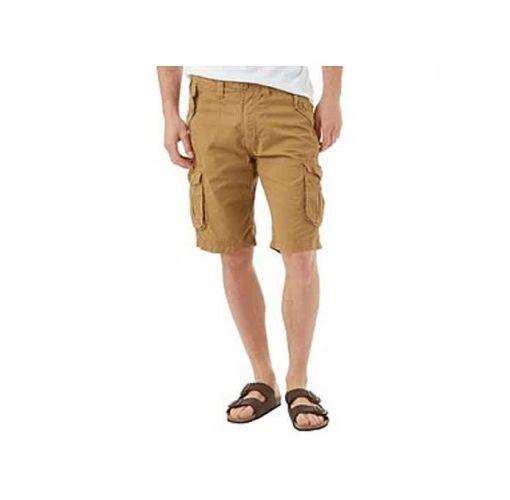 Onitshamarket - Buy Fashion Classy Fits Cargo Combat Shorts- Biege