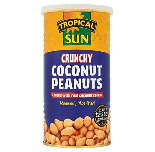 Onitshamarket - Buy Tropical Sun Crunchy Coconut Peanut 330gX3