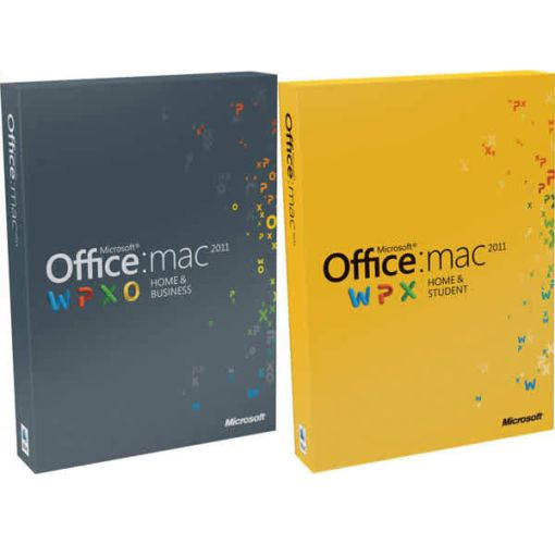 Onitshamarket - Buy Microsoft Office Mac Home Student 2011 EN DVD