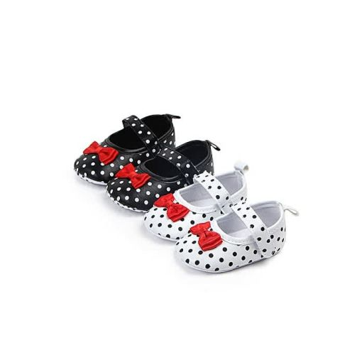 Onitshamarket - Buy Fashion Polka Dot Baby Shoe
