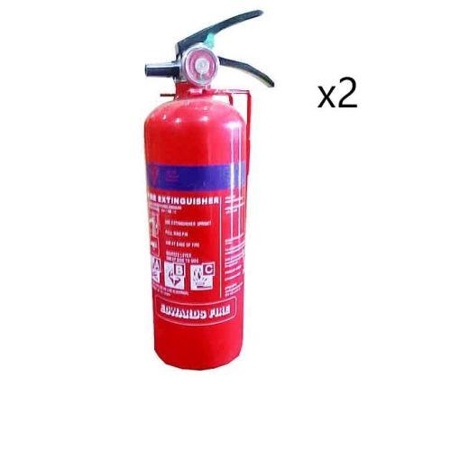 Onitshamarket - Buy 2Kg Fire Extinguisher -X2