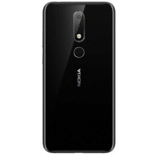 Onitshamarket - Buy Nokia X6 5.8 inch 4G Phablet International Version - Black  6GB RAM 64GB ROM 16.0MP + 5.0MP Rear Camera Fingerprint Sensor