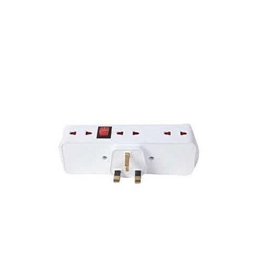 Onitshamarket - Buy Universal 6 Way Plug Adaptor/Adapter Electricals