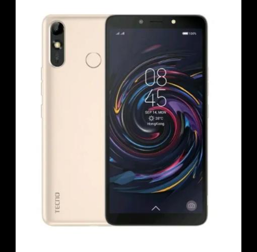 Onitshamarket - Buy Tecno Spark Youth KA6 1Gb RAM, 16GB ROM, 6''Inch HD + Full-View 8MP Rear ,8MP Front Camera - Black Smartphones