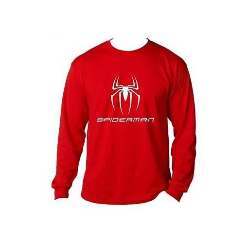 Onitshamarket - Buy Splash Clothing SpiderMan Red Sweat Teez