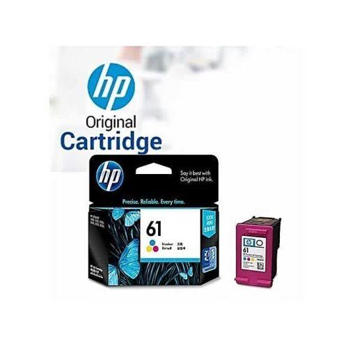 Onitshamarket - Buy HP Inkjet Printer Cartridges HP 61 Tri-color Ink Cartridge Printer Ink & Toner