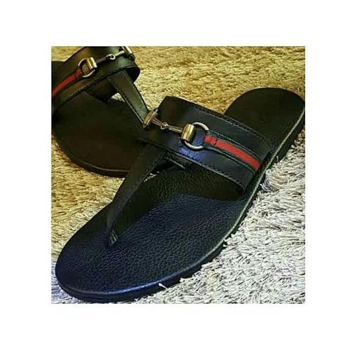 Onitshamarket - Buy Fashion Limited Edition Men Slippers - Black