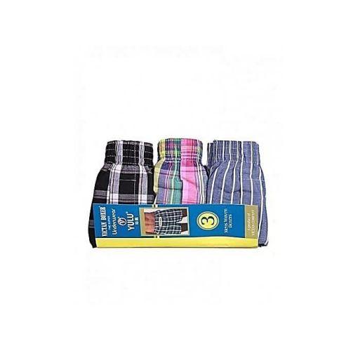 Onitshamarket - Buy Fashion Men's Boxers Short 3pieces