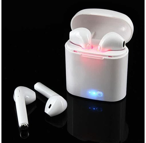 Onitshamarket - Buy Universal I7S TWS Twin Wireless Bluetooth Earpiece For Android Smart Phones And IPhone.