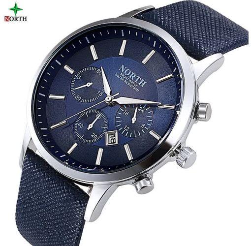 Onitshamarket - Buy North Water Resistant And Waterproof Wrist Watch For Men.