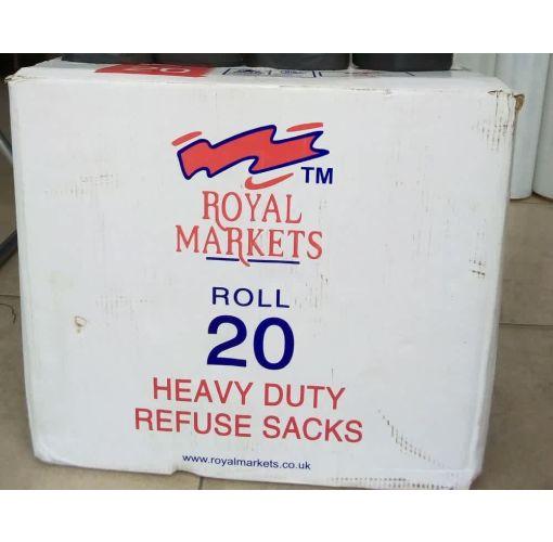 Onitshamarket - Buy 20 Rolls Heavy duty refuse pack Waste Bin