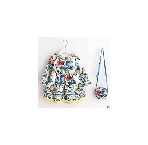 Onitshamarket - Buy Aile Rabbit Classy Princes Gown With Purse