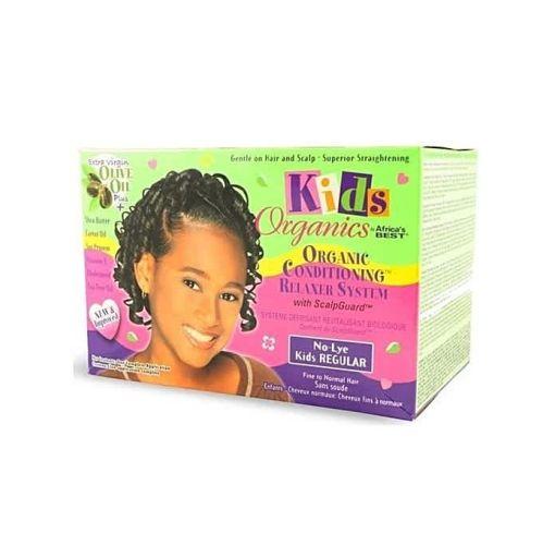 Onitshamarket - Buy Organic Kids Relaxer kit