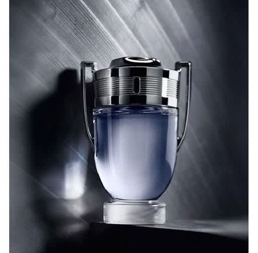 Onitshamarket - Buy Invictus Authentic Men Perfume Advanced Aquatic Woody 3.4 fl.oz Silver Color