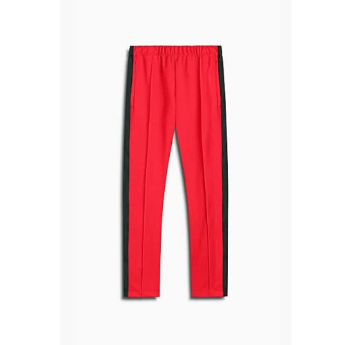 Onitshamarket - Buy Fashion Track Pants ( Red With Black Stripes)