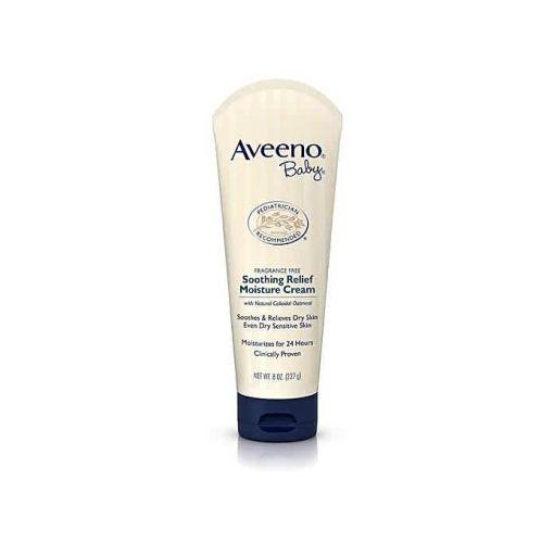 Onitshamarket - Buy Aveeno Baby Soothing Relief Moisturizing Cream 8oz
