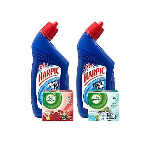 Onitshamarket - Buy Harpic Toilet Cleaner: Power Plus 450ml