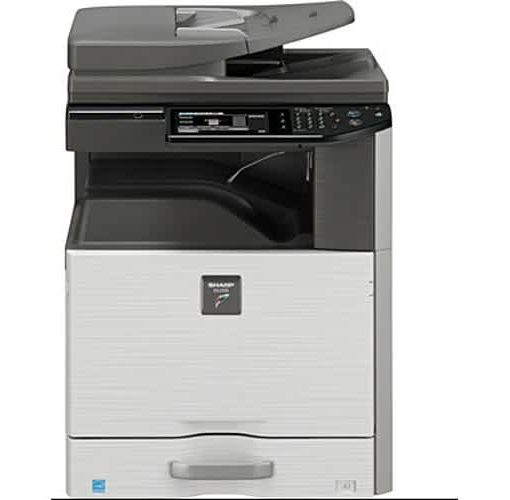 Onitshamarket - Buy Sharp DX-2500N Colour Photocopier + ADF and Imported Stand - White Digital Printers