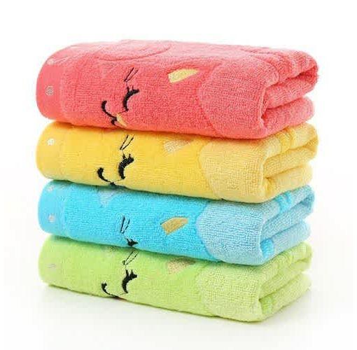 Onitshamarket - Buy Home Bathing Shower Cute Cat Child Towel