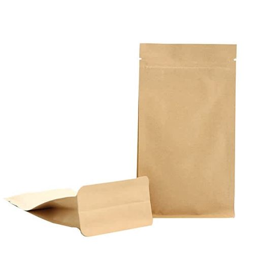 Onitshamarket - Buy Virtue Recycle Kraft Paper Storage Food Packaging 50pcs Disposables