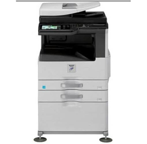 Onitshamarket - Buy Sharp Multi-functional Monochrome Printer MX-M464N + Automatic Document Feeder and Imported Stand - White