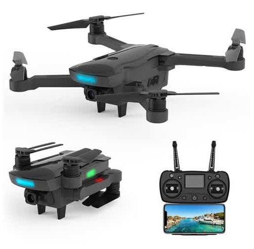 Onitshamarket - Buy AOSENMA CG033 Dual GPS Quadcopter WIFI FPV Aerial Drone 1080P Camera - Black