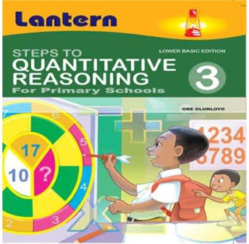 Onitshamarket - Buy Steps to Quantitative Reasoning for Primary Schools 3 by Ore Olunloyo
