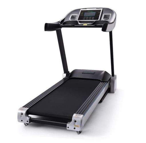 Onitshamarket - Buy 4.5HP High Capacity Fitness Folding Electric Treadmill Motorized Power Treadmill Portable Running Gym Machine with LED Display,MP3 Player(US Stock)(Black)