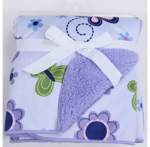 Onitshamarket - Buy Bassinet Soft Warm Fleece Baby Blankets
