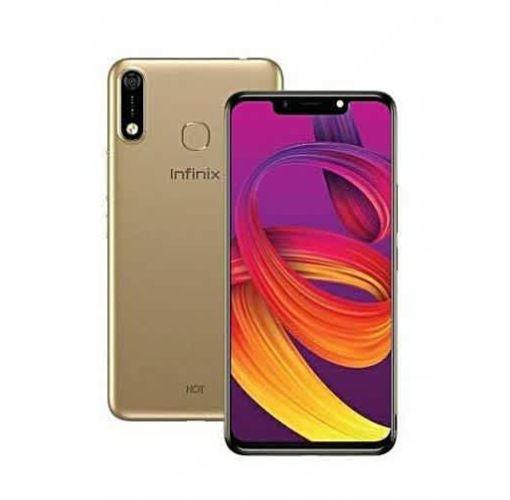 Onitshamarket - Buy Infinix Hot 7 X624, 16GB Rom + 1GB Ram - 6.2''- 4000mAh + Face Unlock & Fingerprint - Cosmic Purple Smartphones
