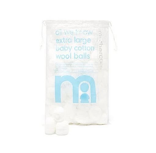 Onitshamarket - Buy Mothercare Baby Cotton Wool Balls- 60pcs Grooming and Healthcare Kits