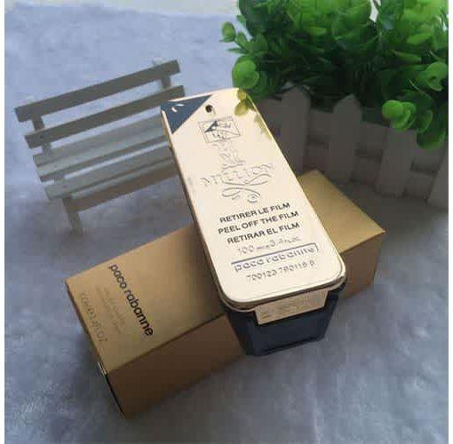 Onitshamarket - Buy 100ml Distinguished French Men's Cologne Men's Fragrance Cologne Gold Million Perfume Fragrances
