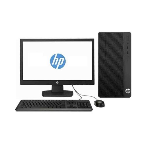 "Onitshamarket - Buy HP Desktop Pro MT i3-7100 |4gb| 500GB| 18.5 MON| freedos 2.0/Intel® Core™ i3-7100 with Intel® HD Graphics 630 (3.9 GHz, 3 MB cache, 2 cores)/4 GB DDR4-2400 SDRAM (1 x 4 GB)/500 GB 7200 rpm SATA/47 cm (18.5"") Diagonal HD widescreen LCD Anti-glare All In Ones"