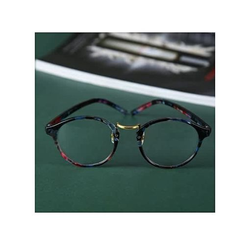 Onitshamarket - Buy Generic Fashion Eyeglasses Frame Optical Reading Eye Plain Glasses Coloured
