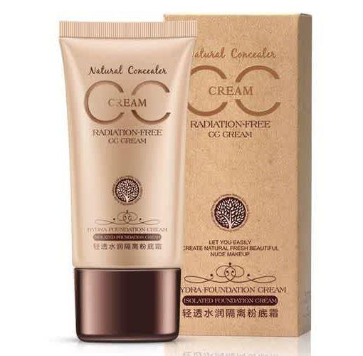 Onitshamarket - Buy Foundation CC Cream Make Up Base Oil Control Concealer Moisturizing