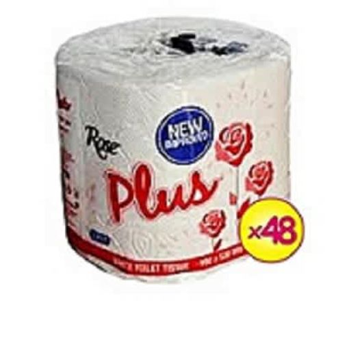 Onitshamarket - Buy Rose Tissue -X 48 Toilet Papers & Tissues