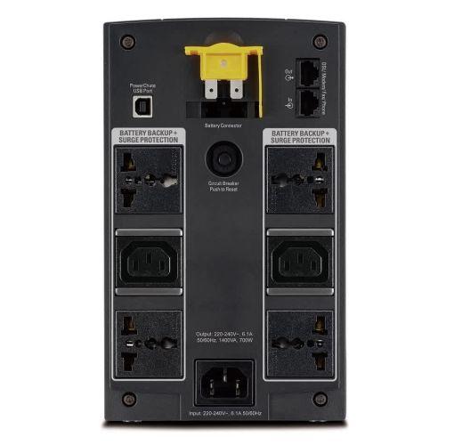 Onitshamarket - Buy APC Back-UPS 1400VA, 230V, AVR, IEC Sockets UPS