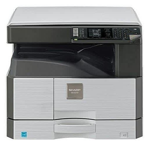 Onitshamarket - Buy Sharp AR-6020 All-In-One Photocopy Machine (White And Black) - Silver