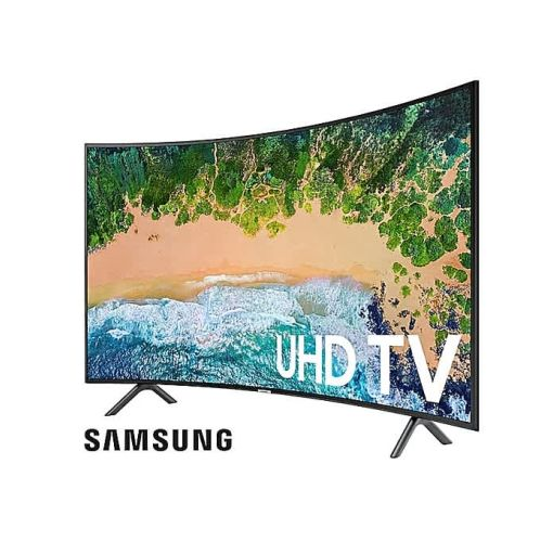 "Onitshamarket - Buy Samsung Latest 2018 Model 65"" Curved 4K UHD Smart TV With HDR10+ 65NU7300 Curved TVs"
