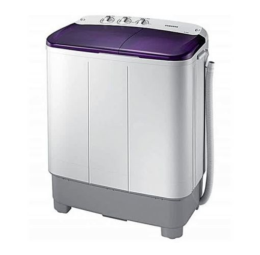 Onitshamarket - Buy Samsung Semi Automatic WT60H2500 Twin Tub Washing Machine - 6kg White Applicances