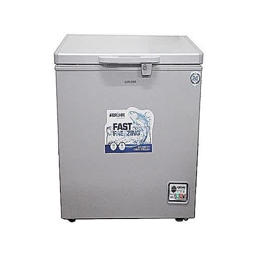 Onitshamarket - Buy Bruhm Single Door Refrigerator - BRS-93MMDS 100Litres - White Water Coolers and Filters
