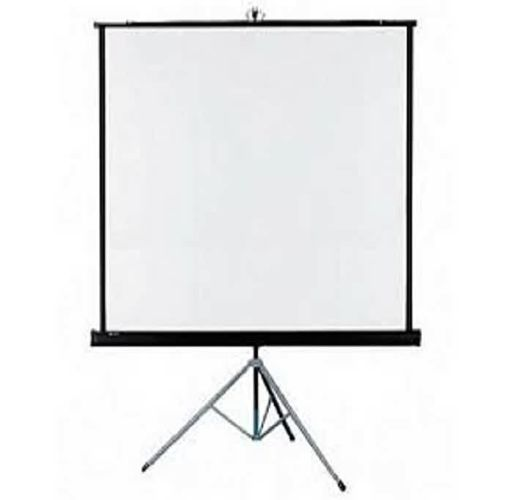 "Onitshamarket - Buy Universal 96"" X 96"" Projector Screen With Tripod Stand"
