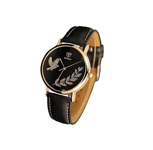 Onitshamarket - Buy Yazole Women's  Leather Strap Women Watch Leather Watches