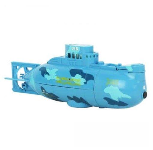 Onitshamarket - Buy Simple Creative Mini Remote Control Submarine - Crystal Blue