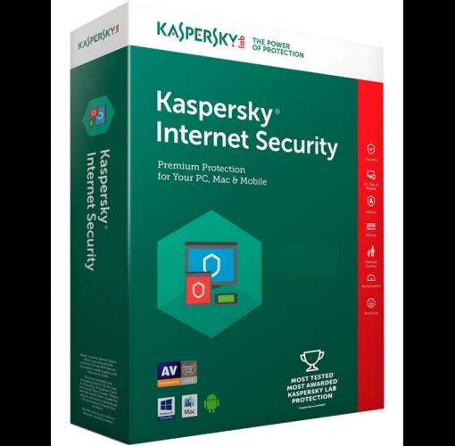 Onitshamarket - Buy Kaspersky Internet Security MD 2018 (1 User + 1 Year Free Licence) Softwares