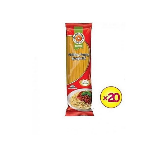 Onitshamarket - Buy Golden Penny Spaghetti - 500g (Pack Of 20) 1 Carton