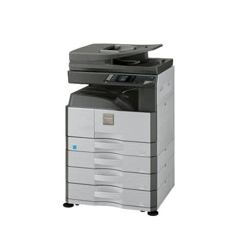 Onitshamarket - Buy Sharp AR-6020D Photocopier Copier Machine with ADF and Local Copier Stand Photocopier