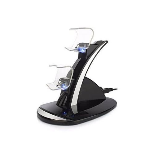 Onitshamarket - Buy OTVO PS4 Accessories PS4 Charger Play Station 4 Dual Micro USB Charging Station Stand BDZ