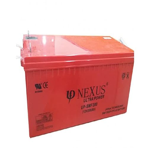 Onitshamarket - Buy Nexus Nexus (Reduced Shipping Fee) Inverter Battery Up-SMF 200 (12V/200AH) Grey