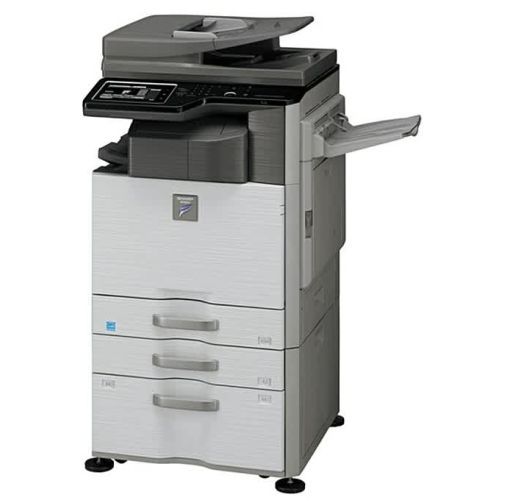 Onitshamarket - Buy Sharp MX-3114N Colour Photocopier with ADF, Imported Stand and Inner Finisher For Stapling Capability